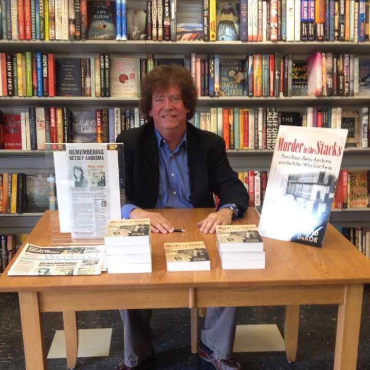 David DeKok Book Signing
