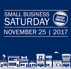 Join us for Small Business Saturday and get 20% off any...