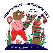 SHOW YOUR LOVE FOR YOUR LOCAL BOOKSTORE!  We'll have ex...