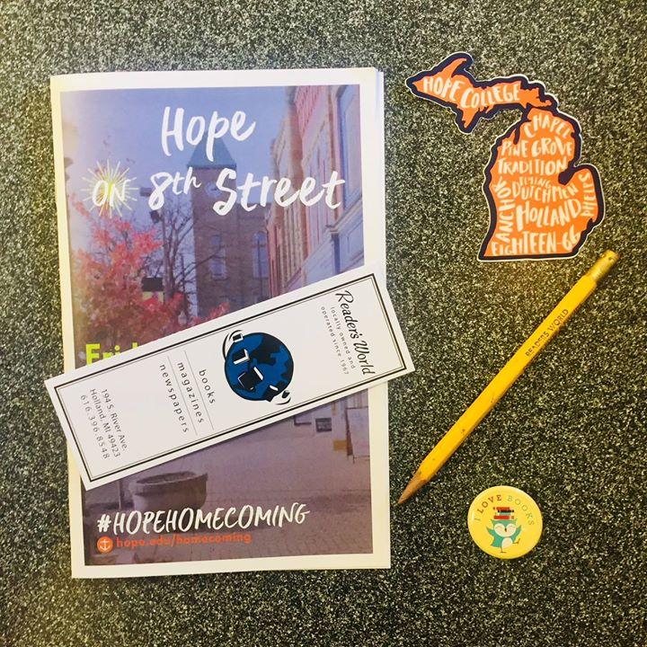It's Hope on 8th Street! Friday through Sunday (10/19-2...