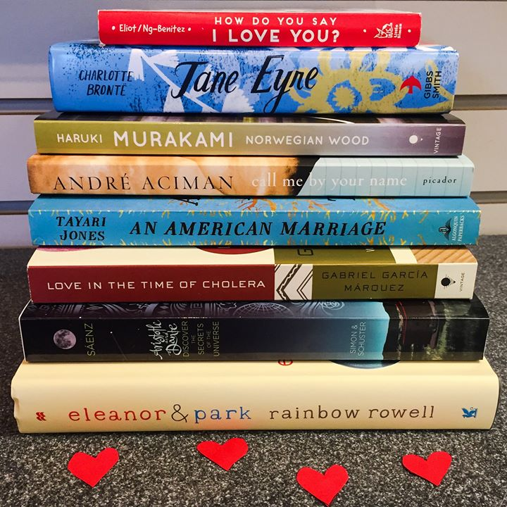 Happy Valentine's Day! Tell us, what is your favorite l...