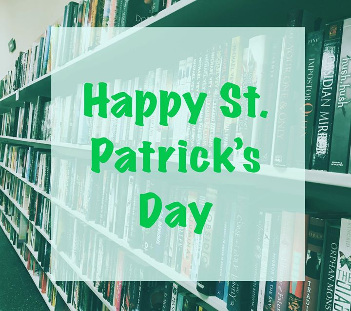 Have a safe and happy St. Patrick's Day!